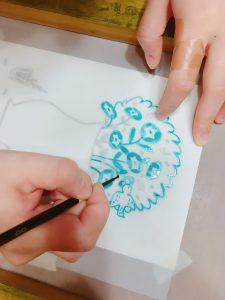 [원데이클래스] 감광기 없이 실크스크린으로 에코백&패브릭포스터 만들기