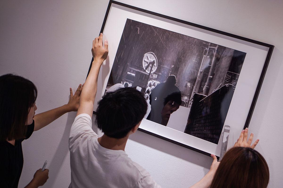 다르다-달라 정현규 작가 전시 인터뷰 01